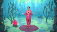 Miss Poppins: Yoga For Kids