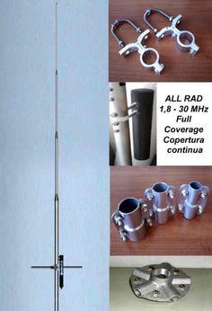 ALL RAD | PKW Antenna System Ham Radio Antenna, All Band, Consumer Electronics, Nerd Stuff, Bushcraft, Wanderlust, Tech, Artists, Lifestyle