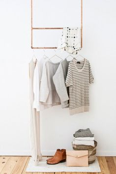 Inspirations déco : j'aime les dressings ! - RED BEAUTY