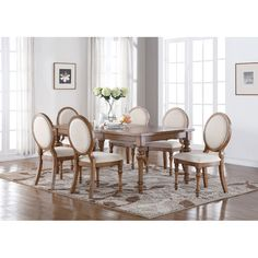 Mikaela Extendable Dining Table