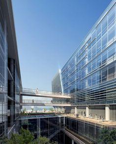 Seoul Seonam Hospital by SAMOO Architects
