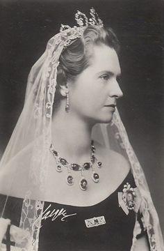 It's a Royal World:  Princess Sibylla of Sweden-mother of King Carl Gustaf