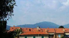 Bordighera (IM) - guardando verso le colline...