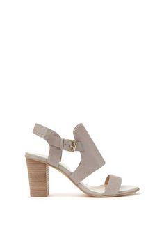 Stone Mandy Leather Sandal