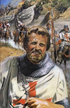 Ladybird Books: Richard the Lionheart Kingdom Of Jerusalem, Solomons Temple, Sign Of The Cross, Ladybird Books, Medieval Armor, Knights Templar, Crusaders, Middle Ages, Art World