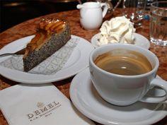 Demel Kaffee, Vienna, Austria
