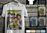 One Direction – Seventeen Magazine, One Direction Indonesia T-Shirts