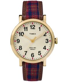 ORIGINALS TARTAN | Casual, Dress, and Sport Watches for Women & Men