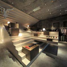 ALTER concept store by Architecture Studio, Shanghai store design Commercial Design, Commercial Interiors, Design Comercial, Café Design, Retail Store Design, Retail Interior, Interior Windows, Retail Space, Design Furniture
