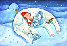 Winter by Geraldo Valerio