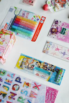 DIY Adventskalender Inspiration Füllung Kinder 5-6 Jährige Mädchen