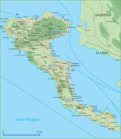 Samos road map Maps Pinterest Samos and Greece islands