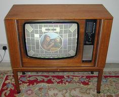 1953 Dec 30 In the United States the first color television sets go on sale, for around $1,175.