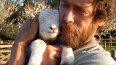 Humans Hugging Other Animals - YouTube