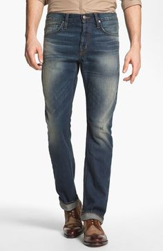 Asbury Park 'Signature' Monte Carlo Fit Jeans (Harrison) available at #Nordstrom