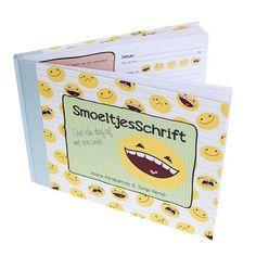 Smoeltjesschrift: Tip voor kinderen met faalangst, gevoeligheid of onzekerheid.