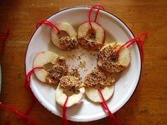 fabulous winter solstice food animals & craft making