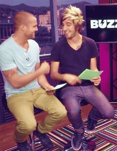 rian and jack. this is so cute!!!!!