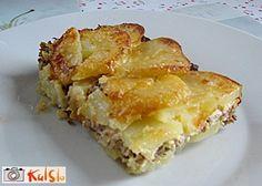 Recept: Musaka - Kulinarika.net