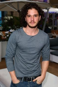 Gratuitous Quiz: Kit Harington Or Brazilian Male Model? Jon Snow, Kit Harington, Gorgeous Men, Beautiful People, Beautiful Boys, Kit And Emilia, Brazilian Male Model, My Sun And Stars, Raining Men