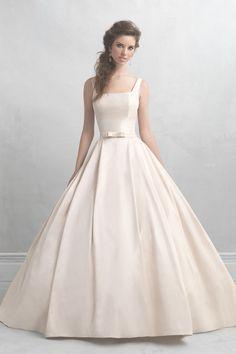 princess wedding dress, by Madison James