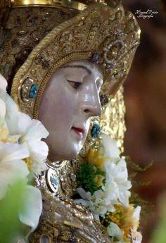 Virgen del Rocío.