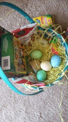 #Easterbasket
