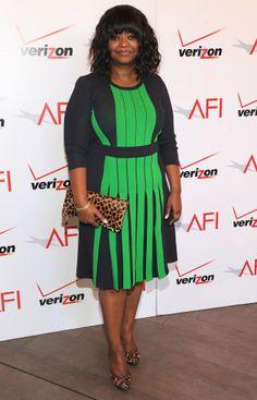 Octavia Spencer at the 2014 AFI Awards.