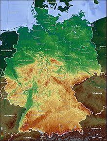 Deutschland #karte