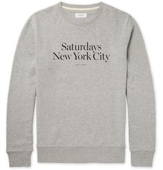 SATURDAYS SURF NYC . #saturdayssurfnyc #cloth #sweats