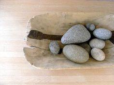 Might need a board titled - Display Your Stones. Under consideration.