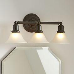 Arlington 3-bulb Vanity Light $110 (3) Max 100W