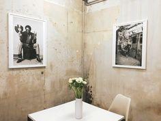 À peine décrochés des murs de Colette à Paris, les clichésde Sophie Bramly sur l'éclosion...