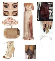 """""""Untitled #284"""" by babygirlflores ❤ liked on Polyvore featuring Gianvito Rossi"""