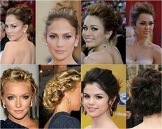 Chic Christmas Hairstyles Ideas for 2013 Christmas Parties