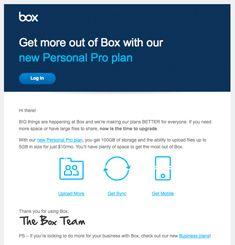 Box Newsletter
