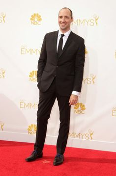Pin for Later: The Small Screen's Hottest Stars on the Emmys Red Carpet! Tony Hale