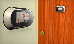 Digital Peephole Viewer Deal of the Day | Groupon Abilene, TX