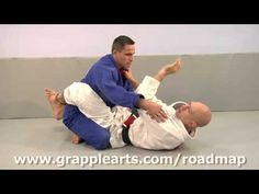 BJJ Closed Guard Principles - YouTube
