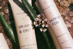 I've waited a long time to find a beauty brand that was completely different from anything else I've ever have tried - And my search stopped a few weeks ago whenI got my hands onthe new cool urb...