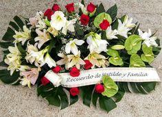 La floristería de Zamora envía flores al tanatorio en el día