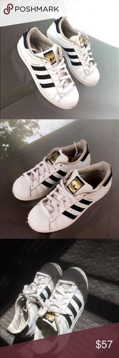 Bianche Adidas Superstar Scarpe Bianco Adidas Superstar, Adidas