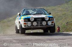 Gallery: Audi quattro cars at Rallye Legend - San Marino