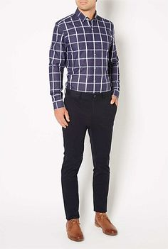 Ruskin Plaid Shirt | New In
