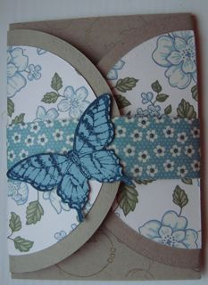 ATC DIY Petal Card by ruby-heartedmom - Cards and Paper Crafts at Splitcoaststampers