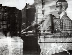 Glass and reflections - Jaromír Funke, 1929