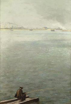 Paul Signac Gemälde Post-impressionism Kunst Togo Mnh Stempelset Kunst & Kultur