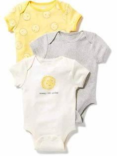 Shop the Oh Baby! collection for the latest styles in clothes for baby girls. Old Navy is your one-stop shop for stylish and comfortable baby clothes at affordable prices. Baby Boy Clothes Sale, Unisex Baby Clothes, Baby Boy Outfits, Kids Girls, Baby Kids, Baby Girl Tops, Striped Bodysuit, Baby Sale, Old Navy