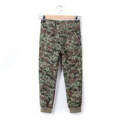Pantaloni cargo mimetici 3 12 anni Taglia 12 anni - 150 cm  ad Euro 27.95 in #Laredoute #Bambino > bambino > pantaloni pantaloni