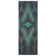 Gaiam Print Yoga Mat, Sage Vibe, Image 2 of 5 Floor Workouts, Types Of Yoga, Mat Exercises, Pilates, Marrakesh, Classic, Sage, Artwork, Walmart